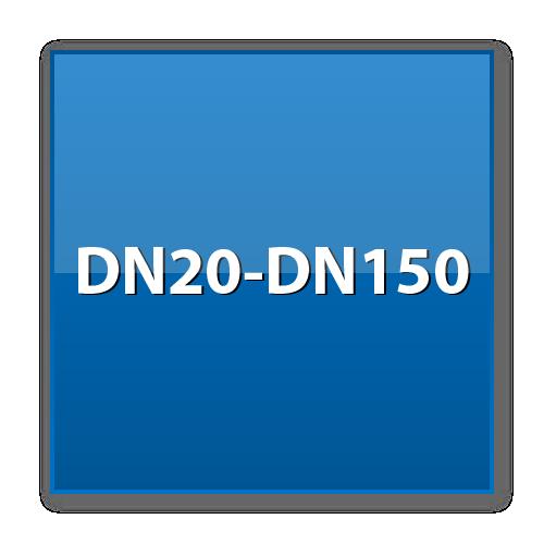 DN20-DN150