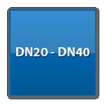 DN20-DN40